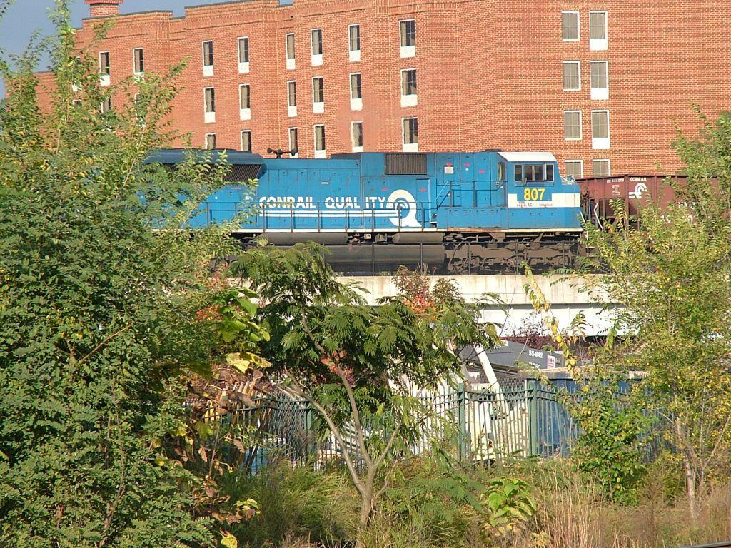 Ex Conrail SD80MAC