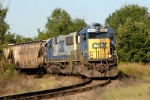 F750 heads toward sumter running the wye at devine jct