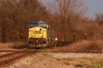 CSX u303-04 head to andrews and then to the simms blockk