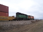 BNSF 7813