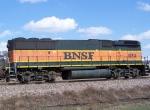 BNSF 331 (GP60B)