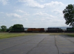 BNSF 7893, BNSF 5415, HLCX 6227 & FURX 8103