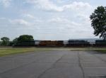 BNSF 7893, BNSF 5415, HLCX 6227 & FURX 8103