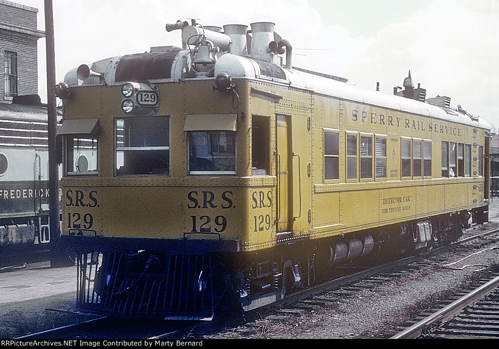 Sperry Rail Service 129