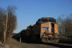 NS 507 with 2 UP GE's leading