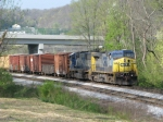 CSX 3 on Q342 Northbound