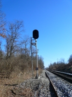 N.E. Nichols Main Signal for Northbound Trains