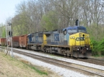 CSX 3 takin' Q342 North
