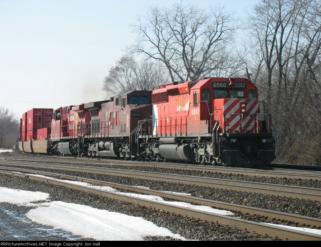 CP 6060 leading 24T