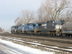 NS 9601, 8325, 8446 & 8398