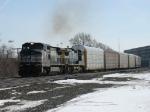 NS 8350 & CSX 9041 leading CN's E289
