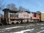 BNSF 743