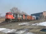 CN 5731 leading M397