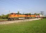 BNSF 4600