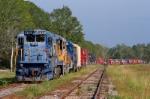 Progess Rail Storage