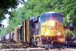 CSX 5349 mixed freight