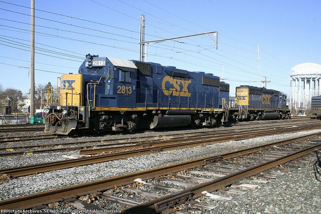 CSX 2813