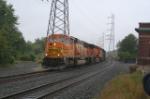 BNSF 9900 X099