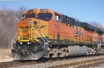 BNSF ES44DC 7752
