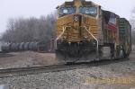 BNSF C44-9W 4527