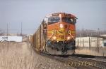 BNSF ES44DC 7705