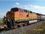 BNSF C44-9W 4812