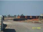 BNSF ES44DC 7642