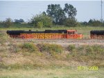 BNSF C44-9W 4817