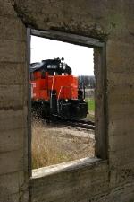 BLMR 792 Framed