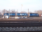 3 GP40-2s