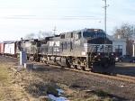 NS 9763 & 8818 Leading 36E North To Grand Rapids