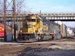 CN 251 Westbound