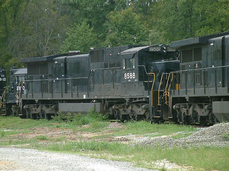 Retired NS 8588