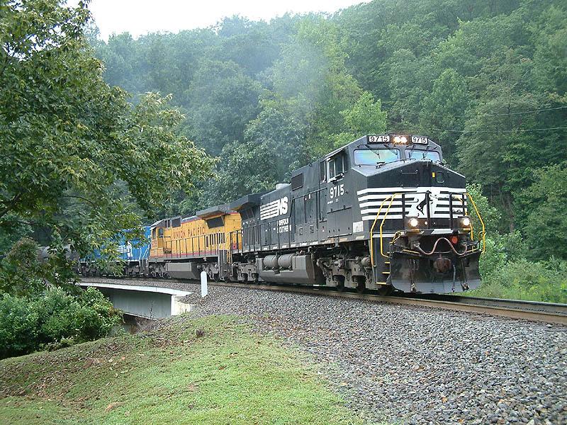 NS Train 135