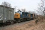 Trailing Engine on X409