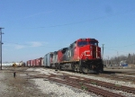 CN 2646 outbound