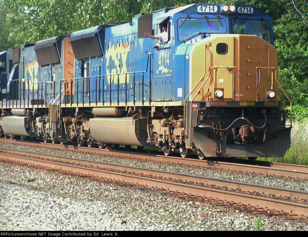 CSX 4714