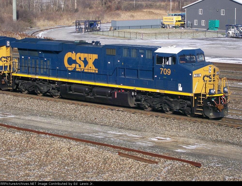 CSX 709