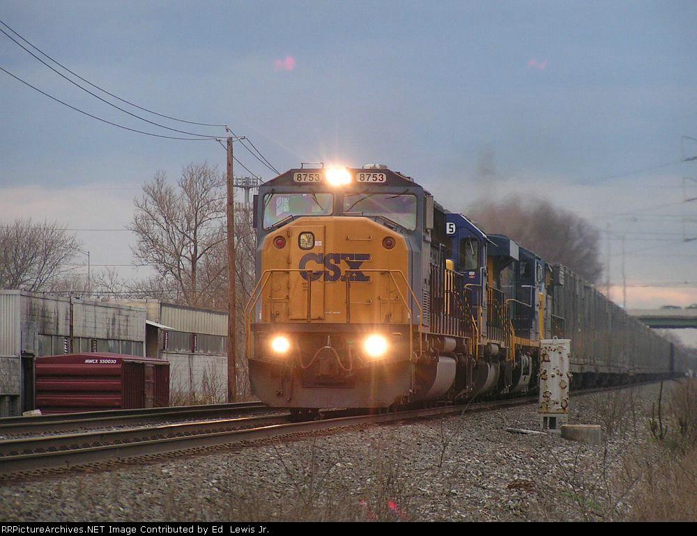 CSX 8753