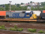 CSX 1550 AT NORTH BERGEN