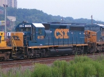 CSX 4429 AT NORTH BERGEN