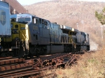 CSX 5008 AT WEST POINT NY