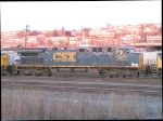 CSX 5101 AT NORTH BERGEN