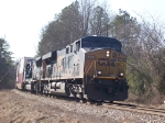 CSX 5284 AT LILBURN GEORGIA