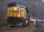 CSX 620 AT MP 49  WEST POINT NY
