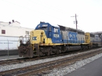 CSX 8206 Spirit of Bush