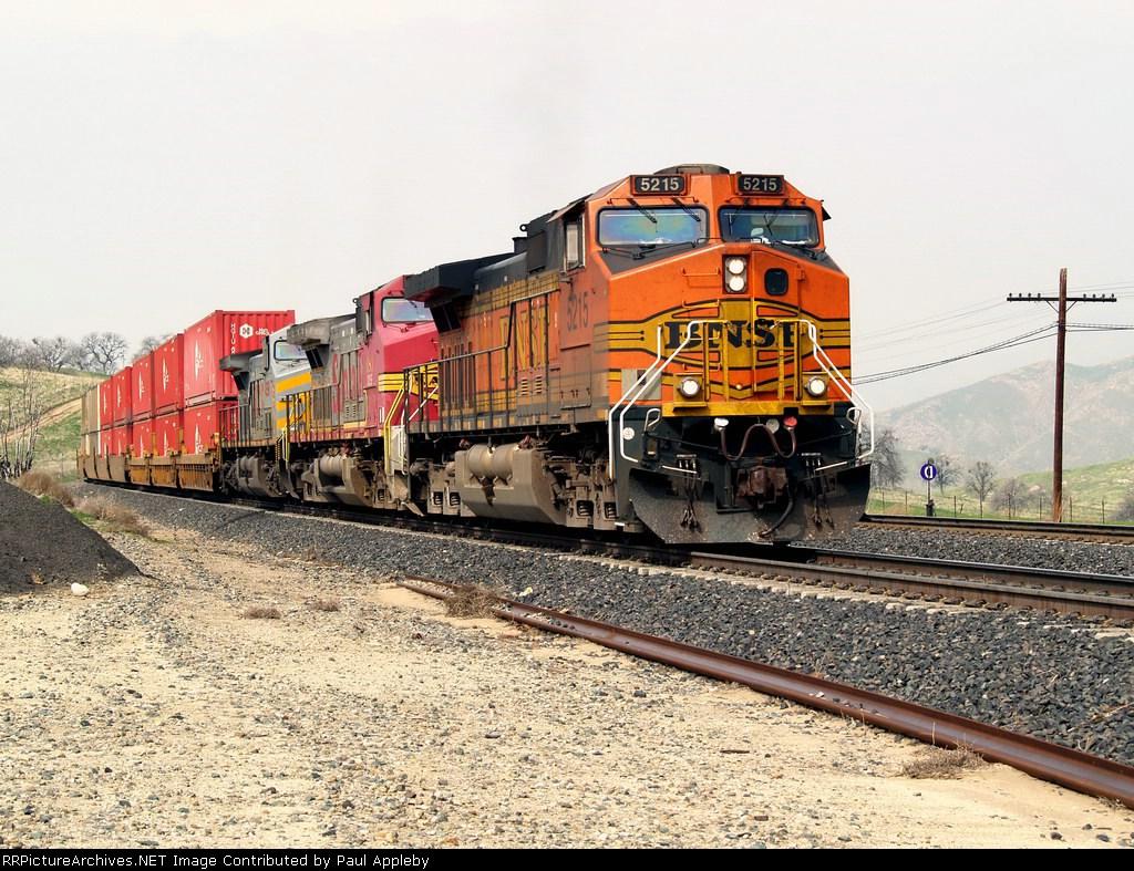 BNSF 5215