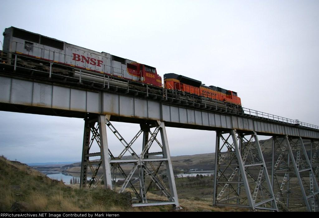 Boardman Coal Train