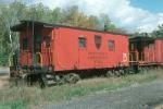 Greenwich & Johnsonville Railroad Caboose No. 35823