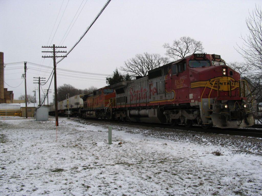 BNSF 930